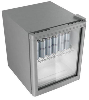 Gastro Cool GCKW50 zilver koelkast (50 liter)