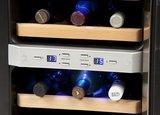 Domo DO909WK wijnkoelkast (12 flessen)_