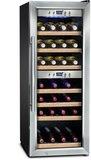 Caso WineMaster wijnkoelkast (38 flessen)