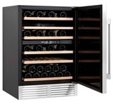 Qlima BWK 1651 wijnkoelkast (51 flessen)