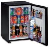 afbeelding van Technomax F40LN absorptie koelkast (40 liter) open