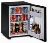 afbeelding van Technomax F40E absorptie koelkast (40 liter) open