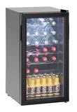 Bartscher 700082G flessenkoelkast (28 flessen)
