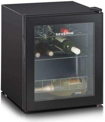Severin KS-9889 wijnkoelkast (15 flessen)