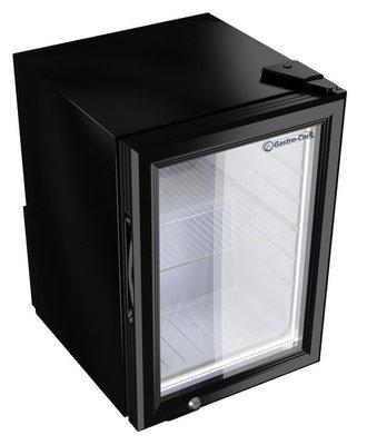 Gastro Cool GCKW24 zwart koelkast (24 liter)