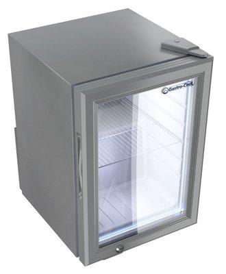 Gastro Cool GCKW24 zilver koelkast (24 liter)