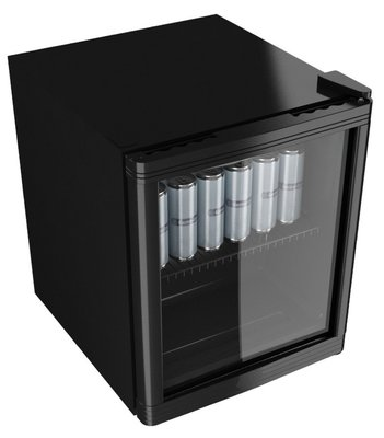 Gastro Cool GCKW50 zwart koelkast (50 liter)