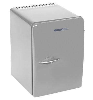 SCHADEMODEL | Mobicool F38 elegant silver koelkast (38 liter)