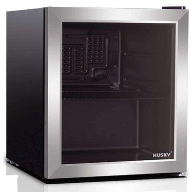 Husky CKK50-CNS koelkast (43 liter)