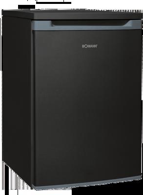 Bomann VS 354 zwart A++ koelkast (130 liter)