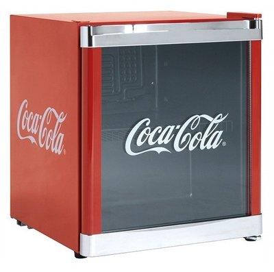 Scancool CoolCube Coca Cola koelkast (55 liter)