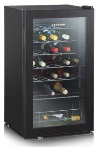 Severin KS-9894 wijnkoelkast (33 flessen)