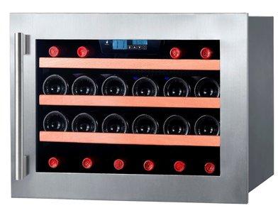 Qlima BWK 1622 wijnkoelkast (22 flessen)